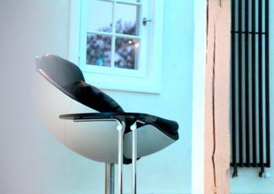Lounge Sessel im Erlebnisraum
