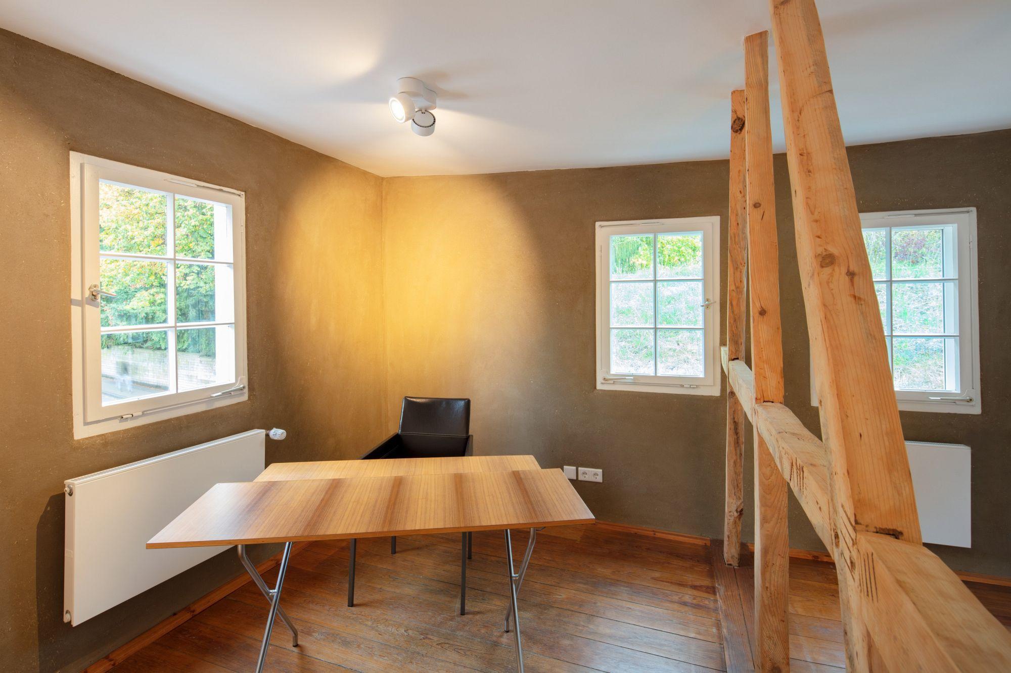 Büroraum des Kleinen Salons