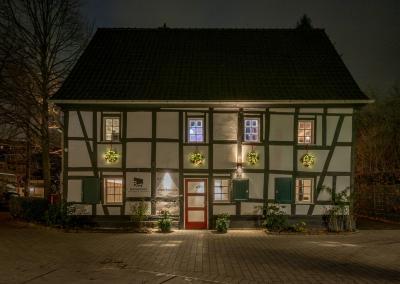 Impression der Buchmühle in Bergisch Gladbach.