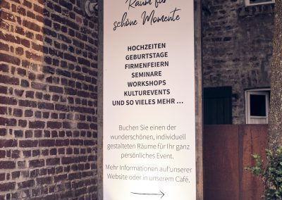 Eventlocation Buchmühle in Bergisch Gladbach