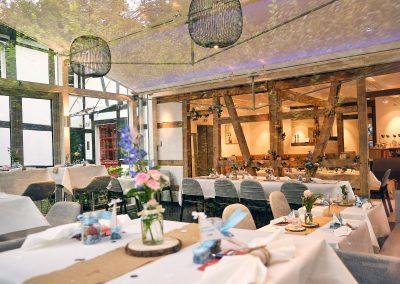 Hochzeitslocation Buchmühle in Bergisch Gladbach